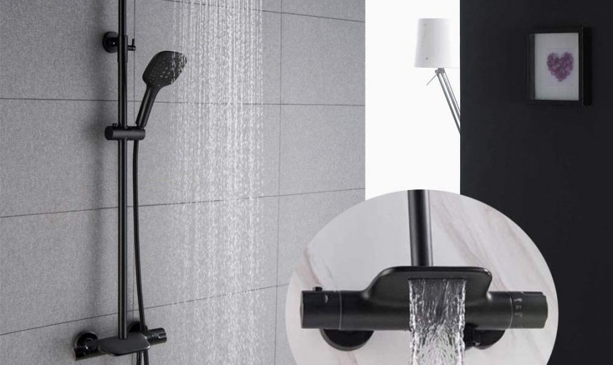 Rain Shower Heads – Experience Downpour In Your Bathroom