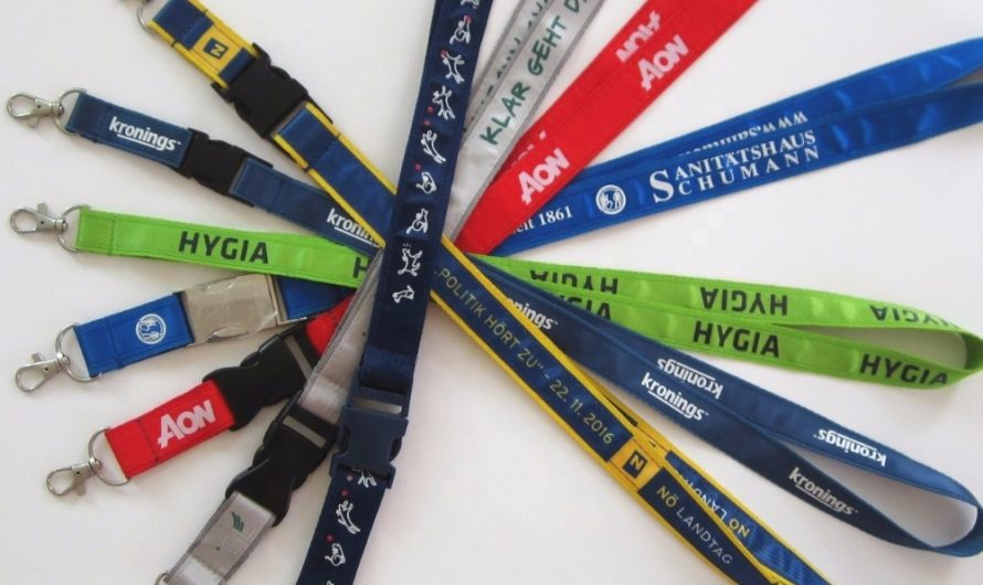 Lanyard Ideas For Themes For Your Business