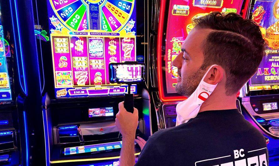 Winning At Online Slot Machine – Free Online Slot Machines Benefits