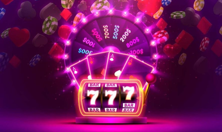 Various Types of Casino Games Bonuses!