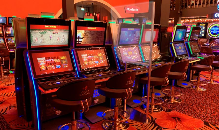 Free Online Slot Machine To Have Fun While On Your Computer
