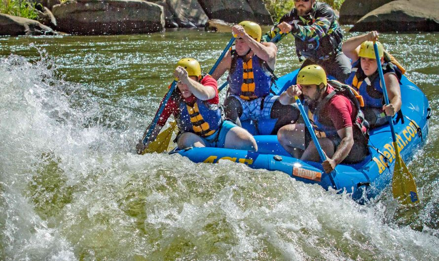 The Advantages of A Family River Rafting Vacation